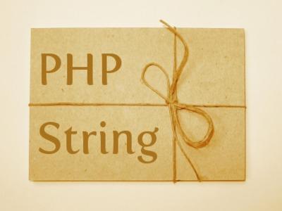 PHP String Değişkenler - String Veri Tipi Kullanımı